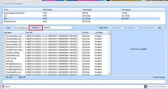 تحميل برنامج Puran File Recovery