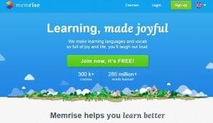 افضل مواقع تعليم اى لغة موقع memris