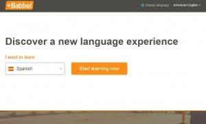 افضل مواقع تعليم اى لغة موقع Babbel