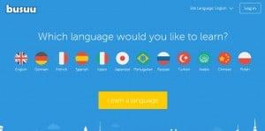 افضل مواقع تعليم اى لغة موقع Busuu