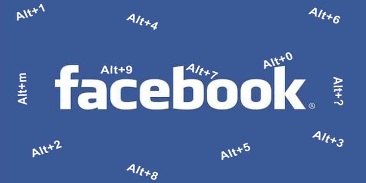 جميع اختصارات فيس بوك