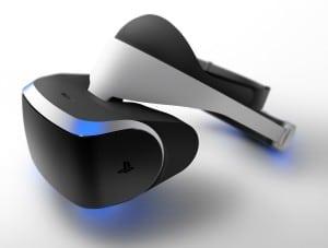 نظارات الواقع الافتراضي نظارات Project Morpheus