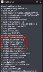 حل مشكلة لا يتوافق جهازك مع هذا الإصدار بشكل نهائي من خلال Build Prop Editor 2