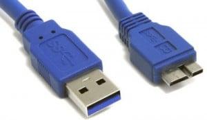 الالوان الاصلية لوصلات USB 4