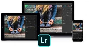 Adobe Photoshop Lightroom للاندرويد