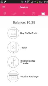 BlaBla Connect القائمة الخامسة