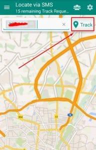 تحميل تطبيق Locate via SMS لمعرفة مكان أي شخص بدون إنترنت 4