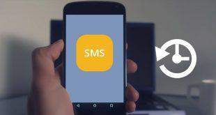 تطبيق SMS Backup & Restore لإستعادة رسائلك أو نقلها من هاتف لأخر