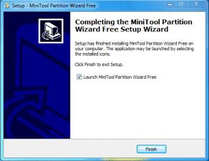 برنامج MiniTool Partition Wizard 3