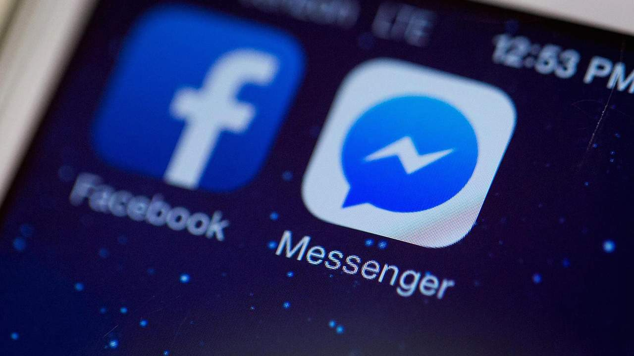 طريقة تسجيل الخروج من Facebook Messenger دون الحاجة إلي حذفه 1
