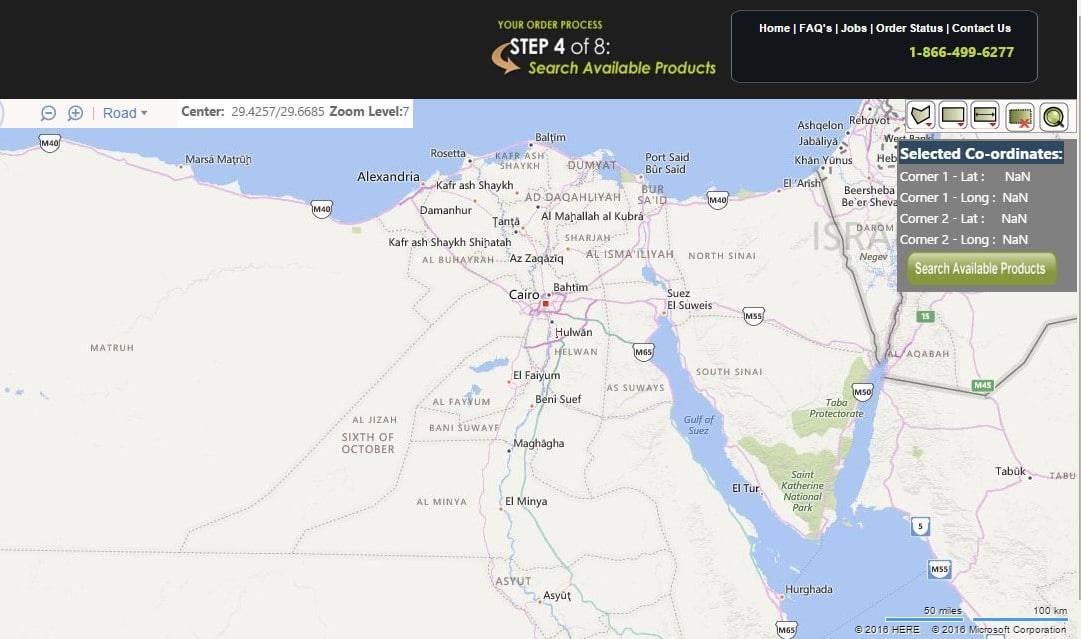 مواقع لمشاهدة اي مكان بالعالم عبر الاقمار الصناعية موقع MapMartBingMaps