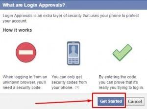 تحدي إي شخص يستطيع سرقة حسابك علي الفيسبوك حتي وإن امتلك الباسورد بهذه الطريقة 6