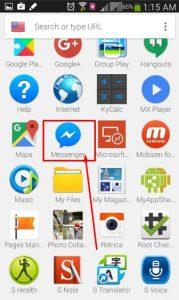 تخطي حظر المكالمات بتطبيق الماسنجر من خلال تطبيق Hola 2