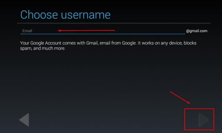 إنشاء حساب جيميل Gmail جديد هاتفك الاندرويد 9