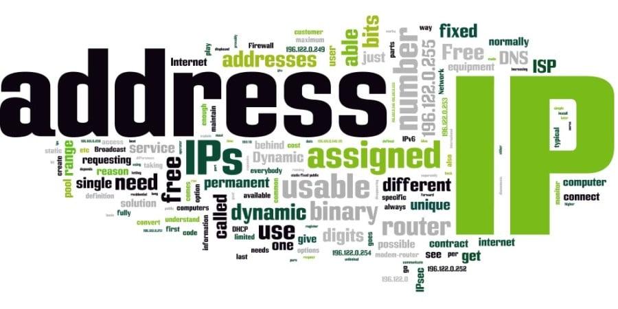 ما المقصود بكلمة IP ؟