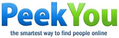 البحث عن شخص عن طريق اسمه من خلال موقع PEEKYOU