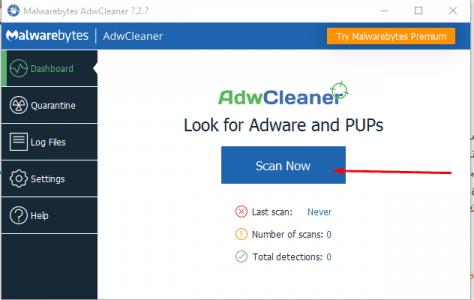 تحميل برنامج adw cleaner