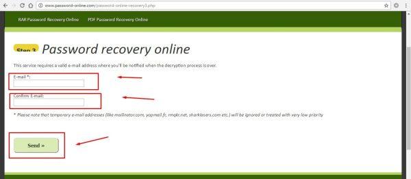 كسر كلمة سر ملف PDF