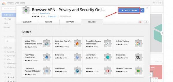 كيفية فتح المواقع المحجوبة على جوجل كروم 2020