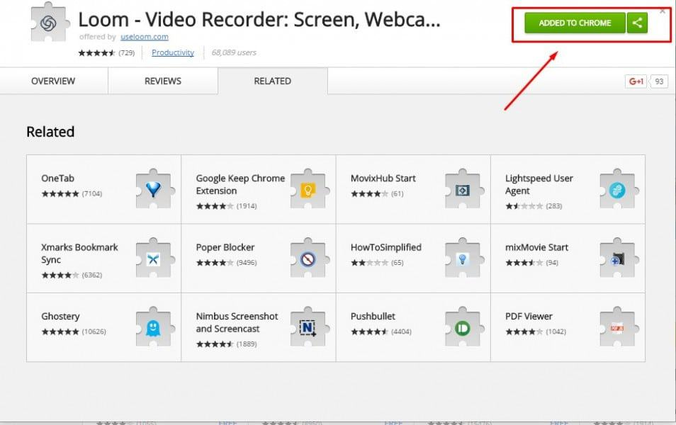 تصوير الشاشة فيديو بدون برامج