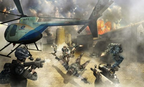 تحميل لعبة كروس فاير CrossFire Online 2021 للكمبيوتر 3