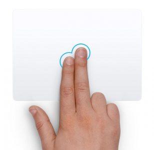 اخصتارات التاتش باد Touch pad