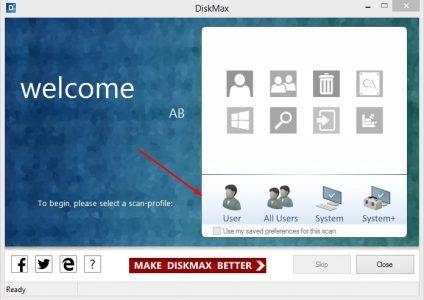 برنامج تسريع الجهاز الجديد DiskMax سيجعل جهازك أسرع 80% 2