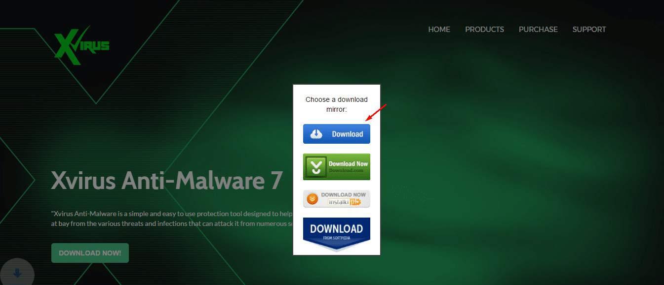 تحميل برنامج Xvirus Anti-Malware
