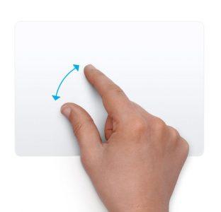 خدع التاتش باد Touch pad