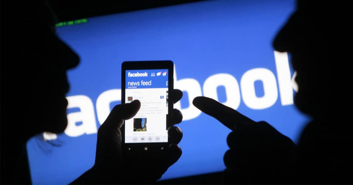 سرقة حساب الفيس بوك