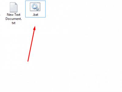 إغلاق الملفات بدون برامج الحماية