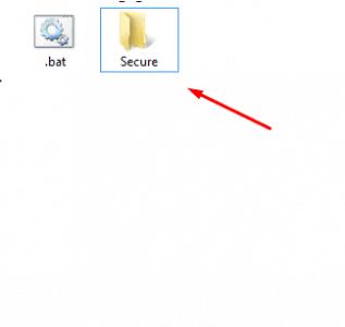 إغلاق الملفات بدون برامج 2017