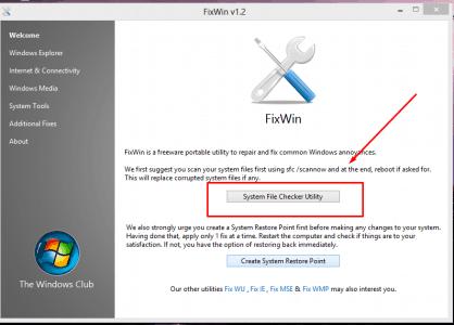 تحميل برنامج إصلاح ويندوز 7