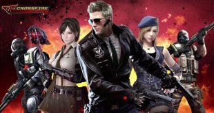 تحميل لعبة Crossfire للاندرويد والأيفون الجديدة بروابط مباشرة وبشكل رسمي