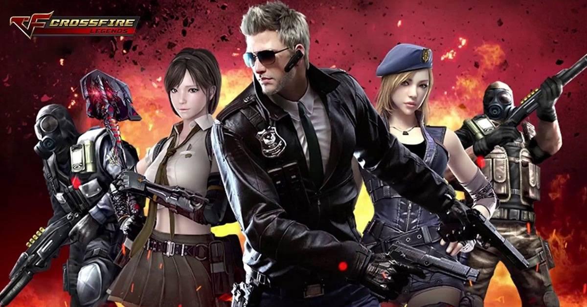 تحميل لعبة Crossfire للاندرويد والأيفون الجديدة 2018 بروابط مباشرة