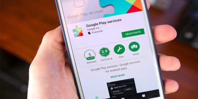 حل ظهور مشكلة google play services updating بشكل نهائي للاندرويد