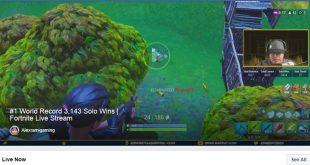 بث مباشر لألعاب الفيديو علي فيس بوك من خلال منصة FB Games الجديدة