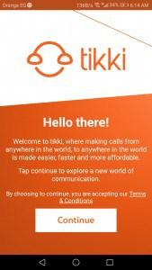 تحميل تطبيق tikki Cheap International Calling