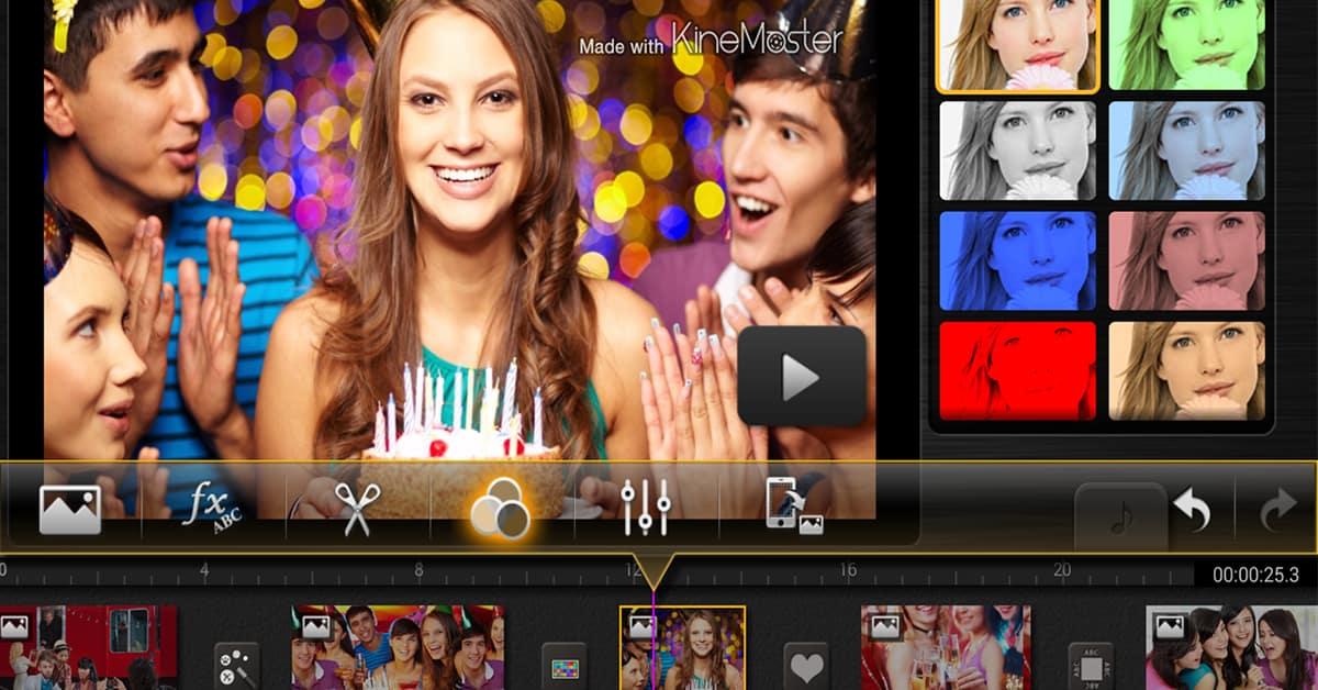 أفضل تطبيقات تعديل الفيديو المجانية للاندرويد وشرح بالصور لكل تطبيق منهم .