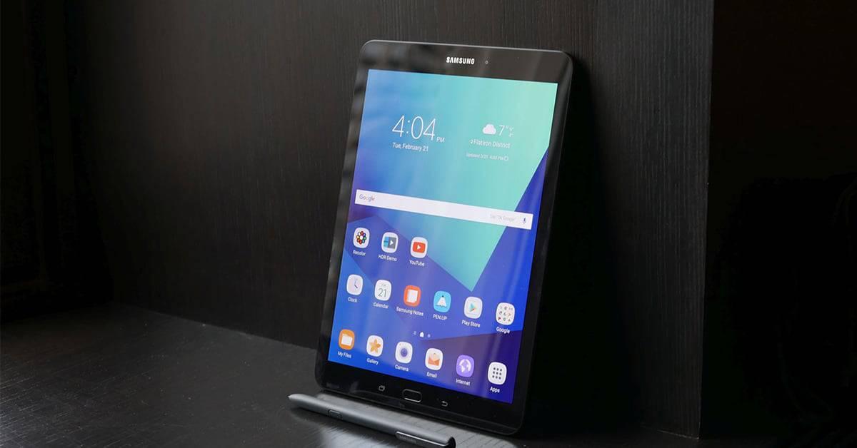 تعرف علي مواصفات Galaxy Tab S4 الجديد من سامسونج
