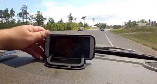 شرح تصوير الفيديو أثناء القيادة من خلال تطبيق Drive Recorder للاندرويد