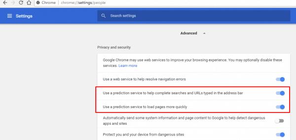 طريقة تسريع جوجل كروم على الكمبيوتر