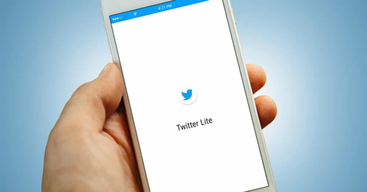 تحميل تويتر لايت للاندرويد والأيفون وشرح طريقة استخدامه