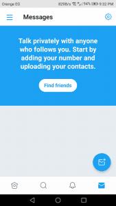تحميل تويتر وإنشاء حساب مجاني