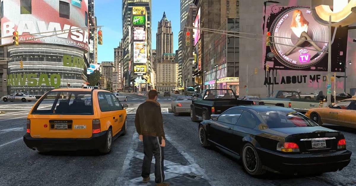 شفرات لعبة GTA IV للكمبيوتر كاملة