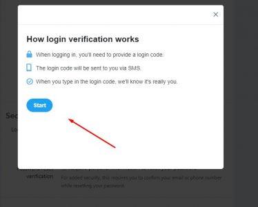 طريقة تأمين حساب تويتر