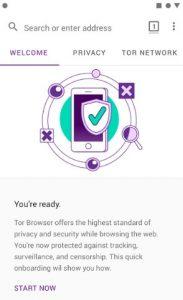 تحميل Tor للاندرويد مجاناً