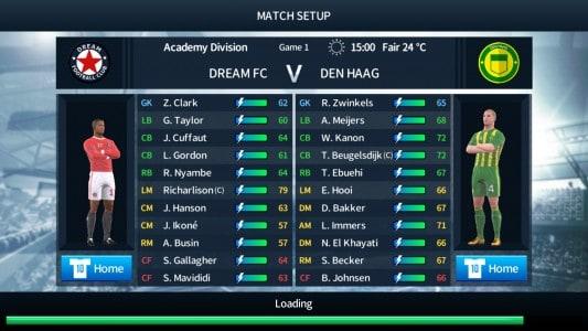 طريقة تحميل dream league soccer