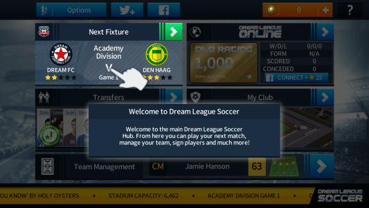 كيفية تحميل dream league soccer