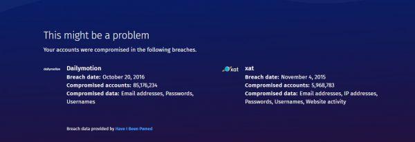 Firefox Monitor الرائع